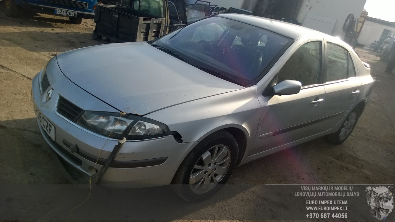 Working And Cheap Parts From Renault Laguna 20l99kw Petrol Car For Megane Fuse Box Shop
