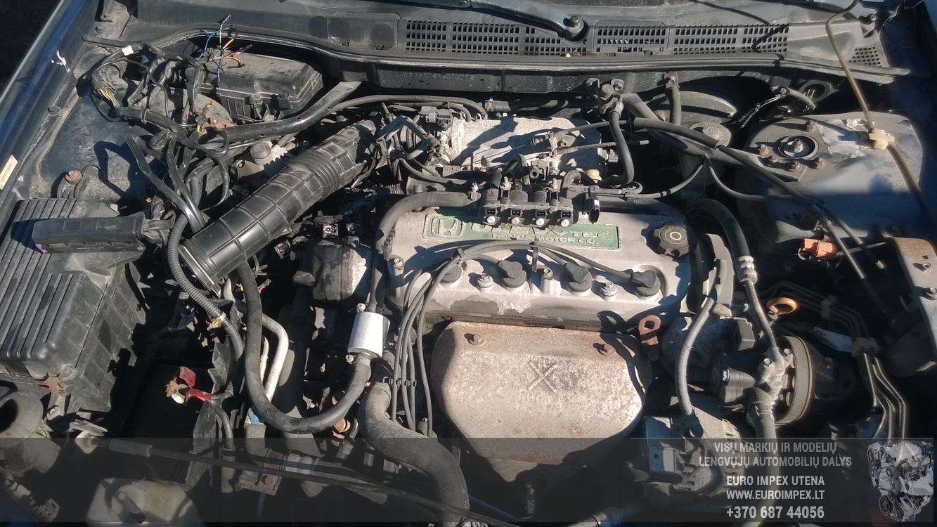Naudotos automobiliu dallys Foto 8 Honda ACCORD 1999 2.3 Automatinė Kupė 2/3 d. Melyna 2015-10-15 A2418
