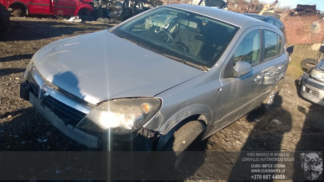 Opel ASTRA 2004 1.6 Mechaninė