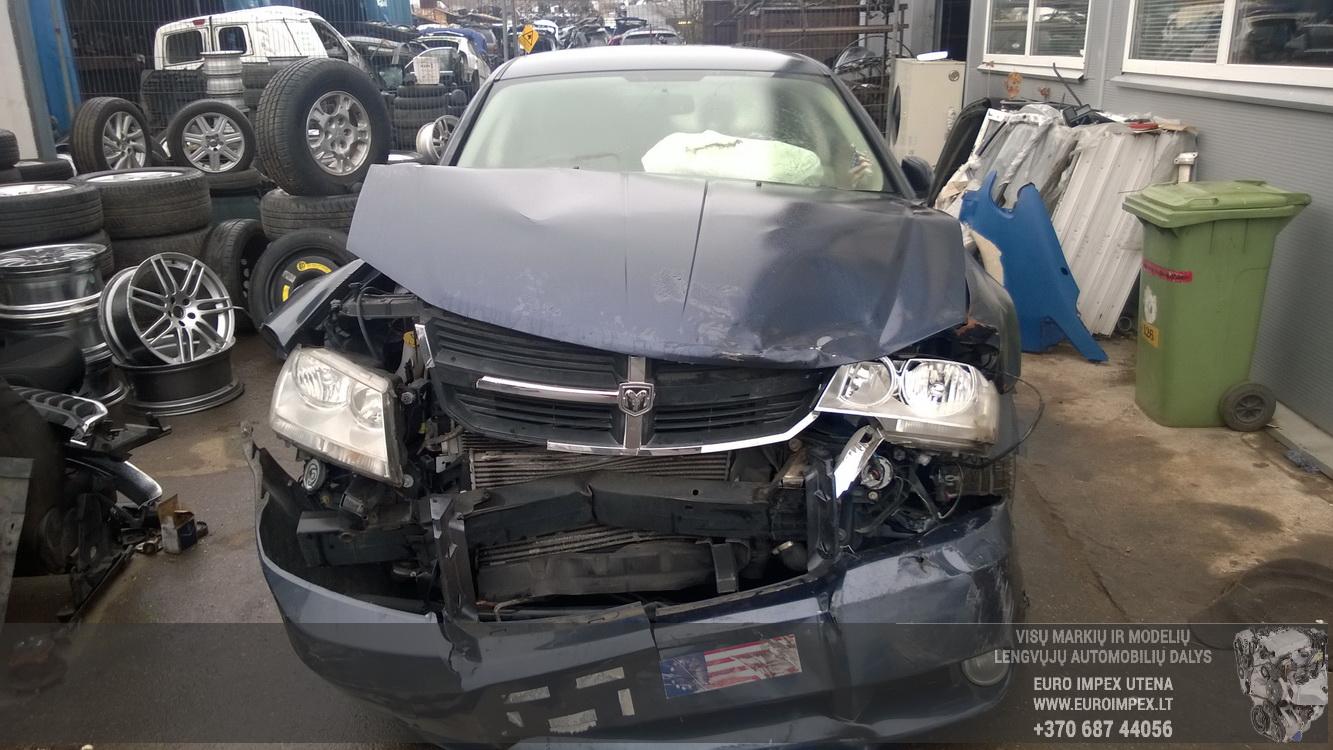 Naudotos automobiliu dallys Foto 2 Dodge AVENGER 2008 2.0 Mechaninė Sedanas 4/5 d. Melyna 2015-11-05 A2441