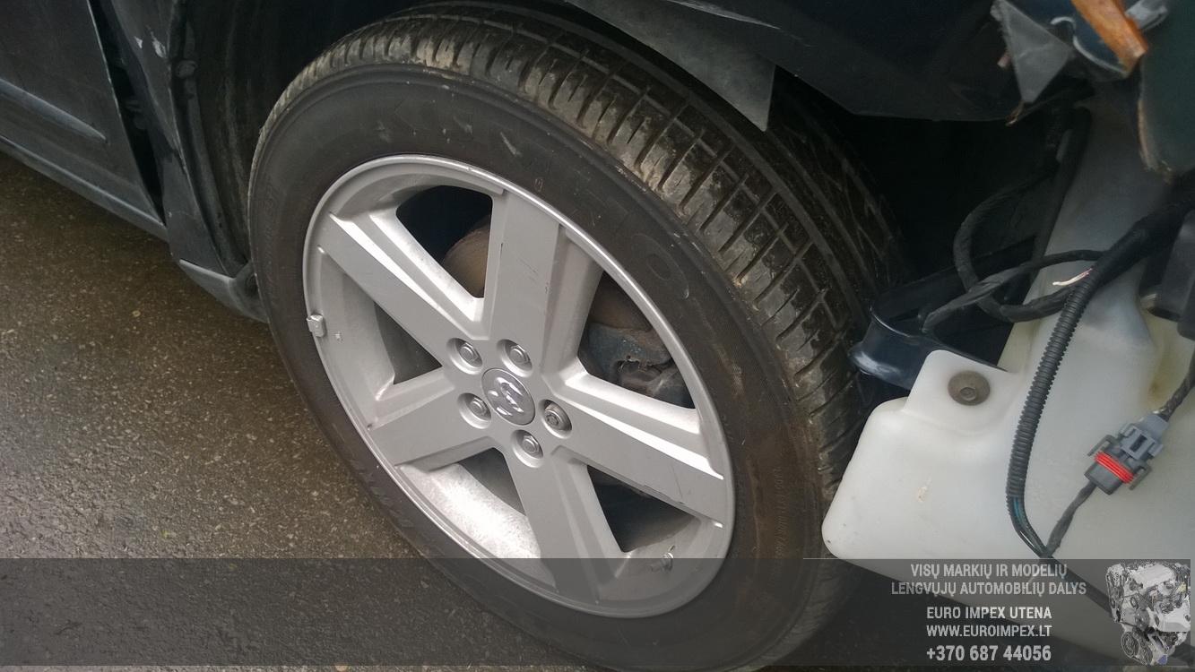 Naudotos automobiliu dallys Foto 4 Dodge AVENGER 2008 2.0 Mechaninė Sedanas 4/5 d. Melyna 2015-11-05 A2441