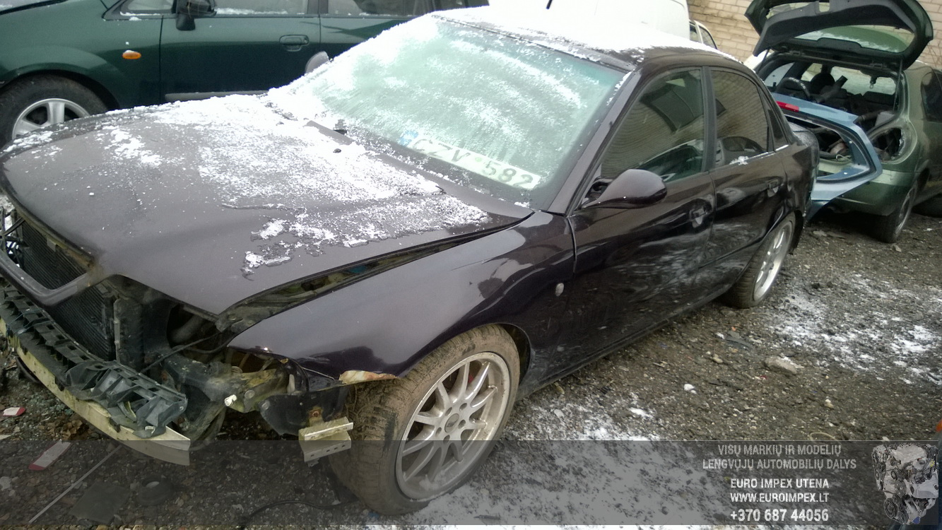 Audi A4 1996 2.8 Mechaninė