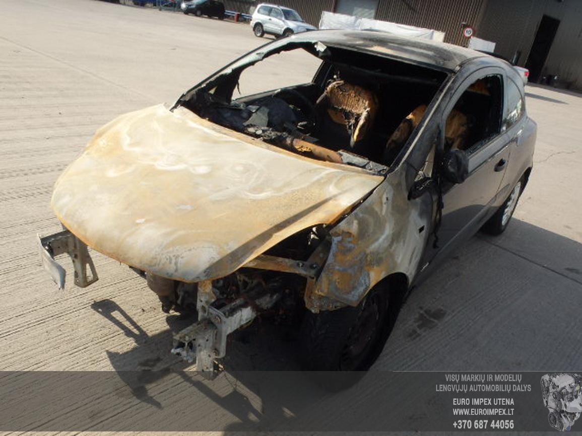 Opel CORSA 2007 1.2 Mechaninė