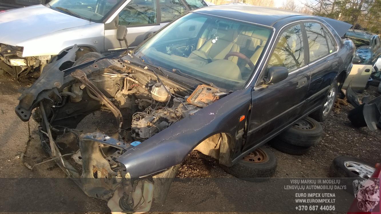 Naudotos automobilio dalys Rover 600-SERIES 1998 2.0 Mechaninė Sedanas 4/5 d. Violetine 2015-12-08