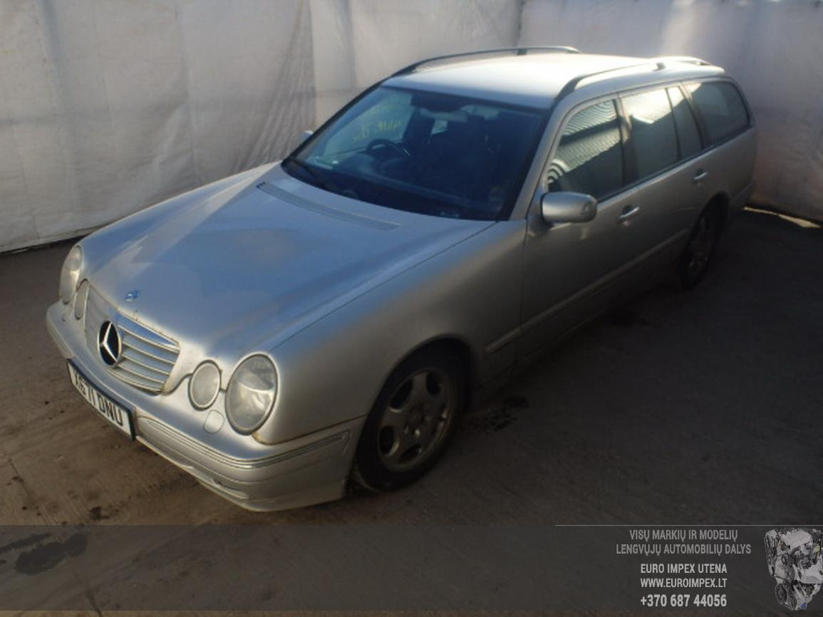 Mercedes-Benz E-CLASS 2001 3.2 Automatinė