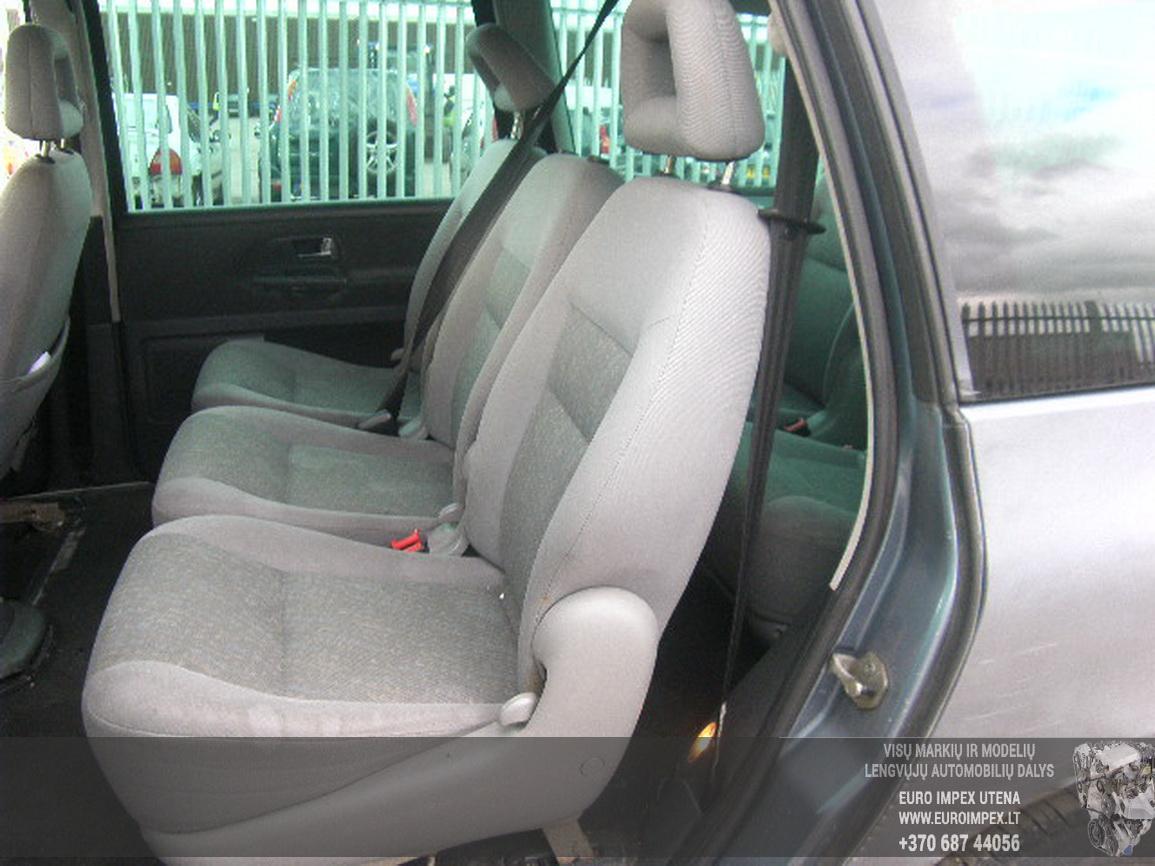 Naudotos automobiliu dallys Foto 6 Ford GALAXY 2001 1.9 Mechaninė Vienatūris 4/5 d. Pilka 2016-2-15 A2591