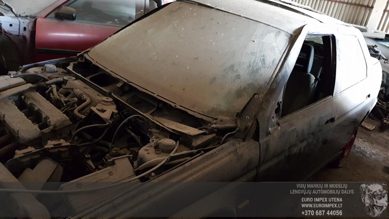 Naudotos automobilio dalys Alfa-Romeo 155 1992 1.8 Mechaninė Sedanas 4/5 d. Melyna 2016-5-16