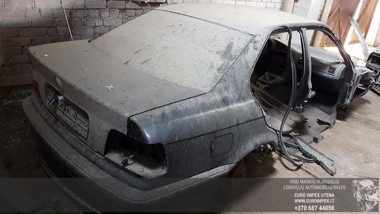 Naudotos automobilio dalys BMW 3-SERIES 1994 1.8 Mechaninė Sedanas 4/5 d. Juoda 2016-5-25