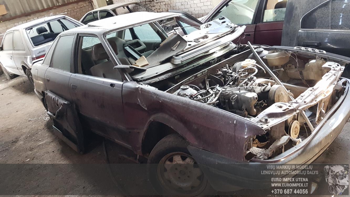 Audi 80 1991 1.8 Mechaninė