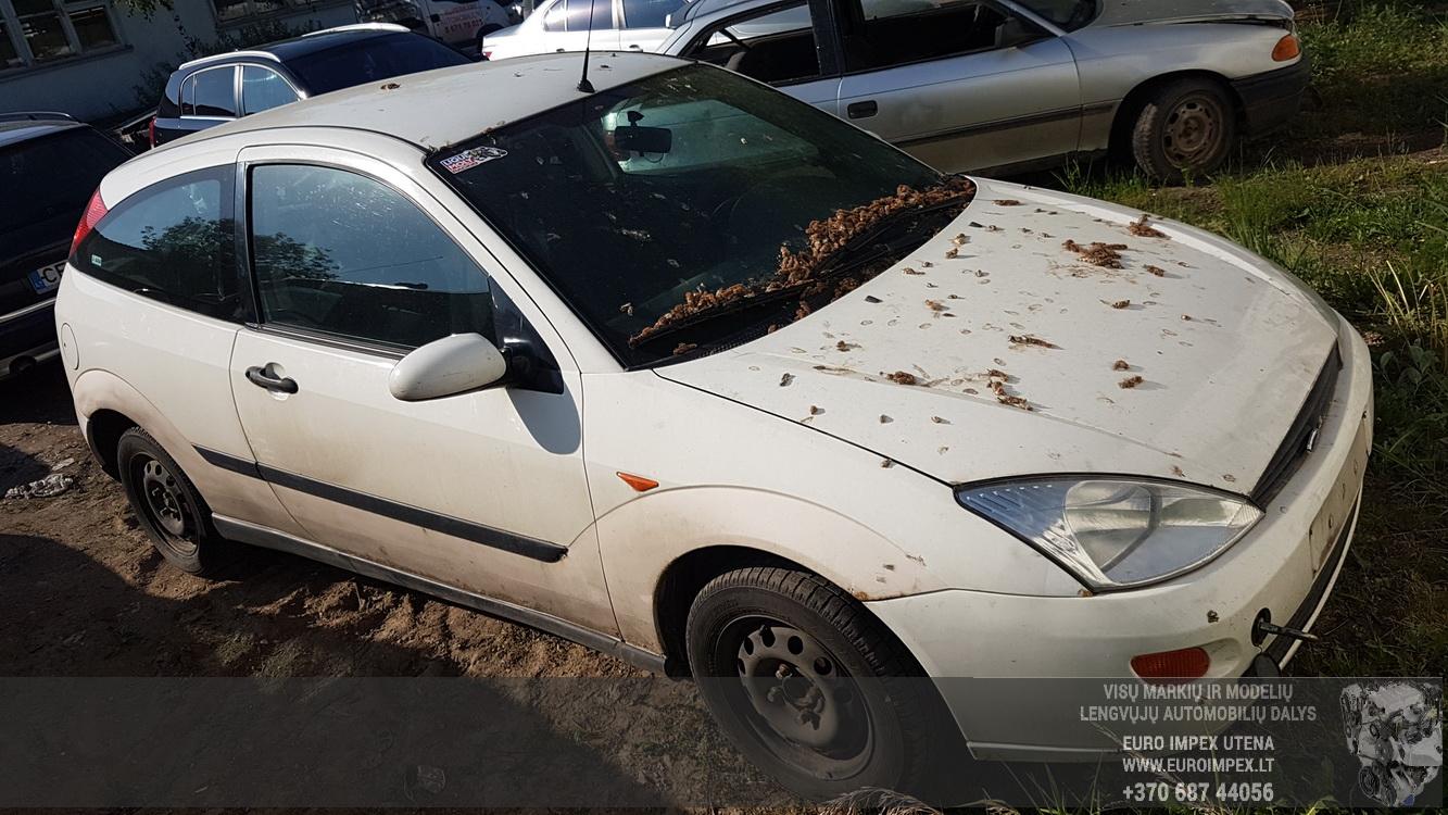 Ford FOCUS 2001 1.8 машиностроение