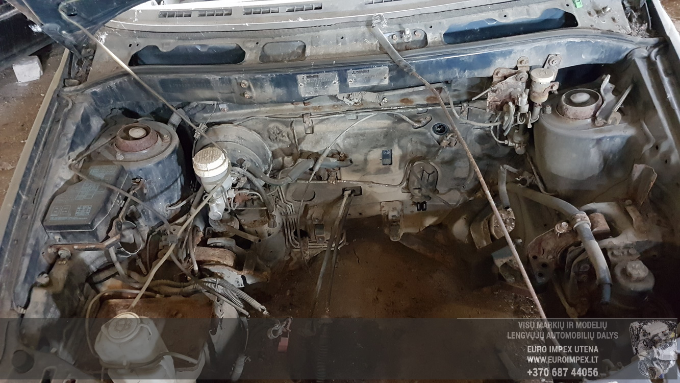 Car Mitsubishi SPACE RUNNER 1.8L Petrol parts