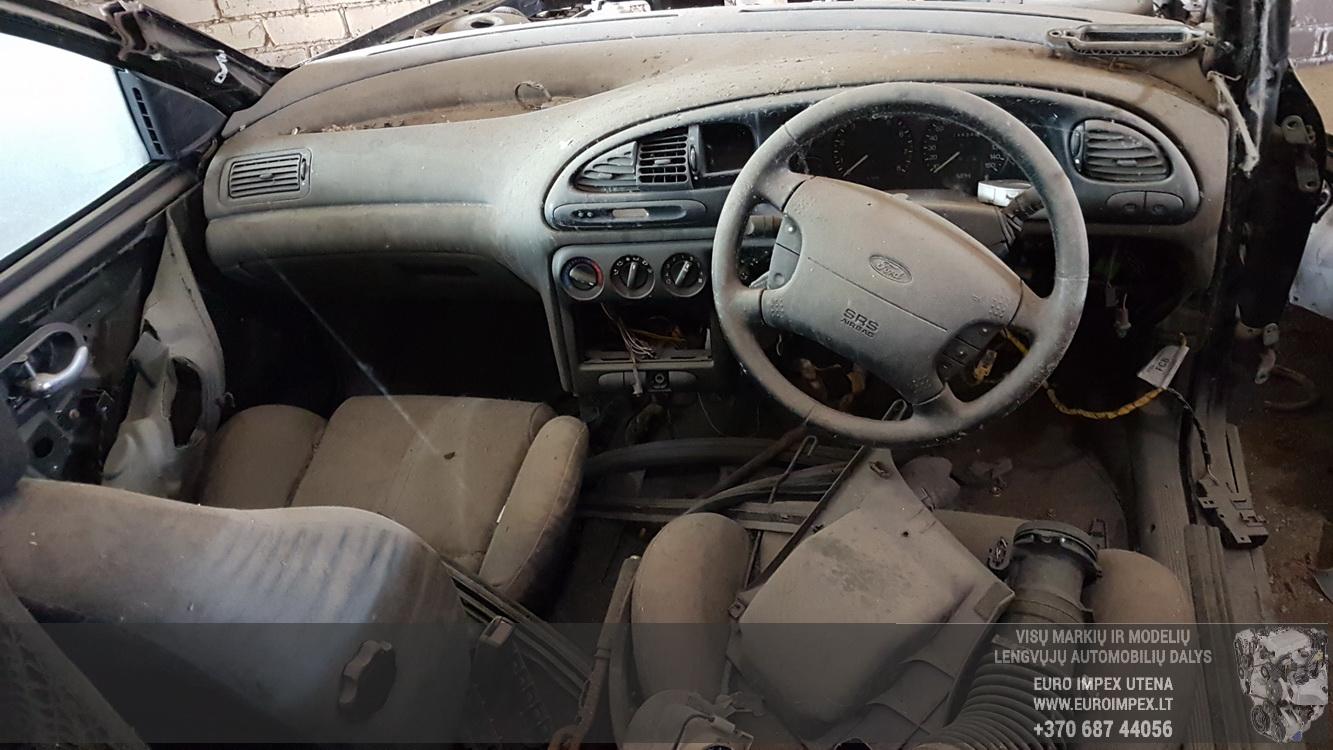 Naudotos automobiliu dallys Foto 3 Ford MONDEO 1997 2.0 Mechaninė Universalas 4/5 d. Melyna 2016-6-02 A2825