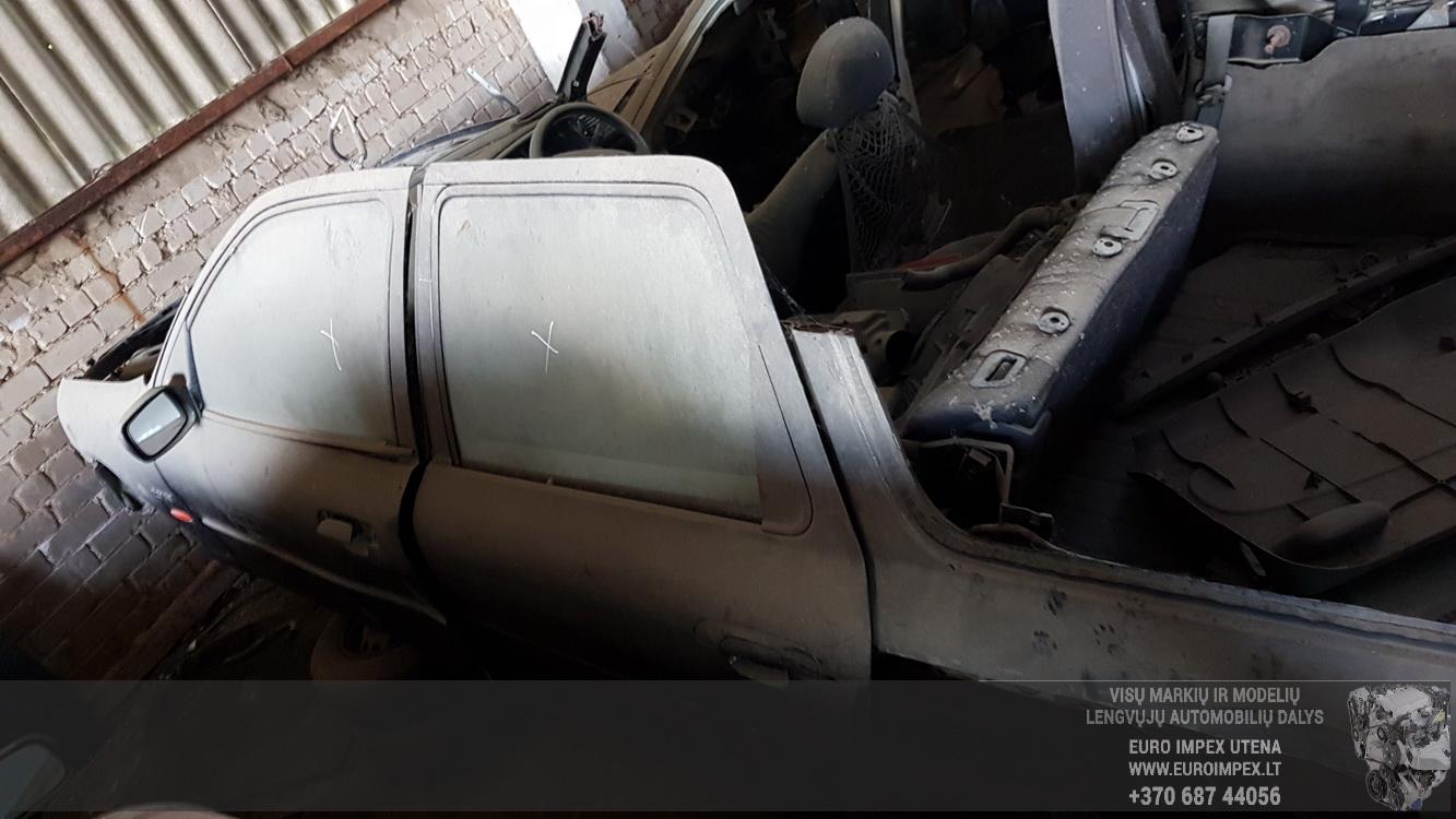 Naudotos automobiliu dallys Foto 4 Ford MONDEO 1997 2.0 Mechaninė Universalas 4/5 d. Melyna 2016-6-02 A2825