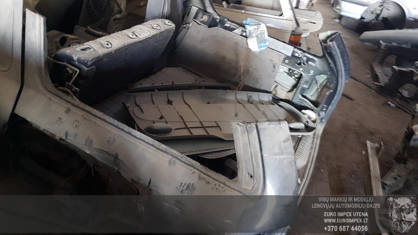 Naudotos automobiliu dallys Foto 5 Ford MONDEO 1997 2.0 Mechaninė Universalas 4/5 d. Melyna 2016-6-02 A2825