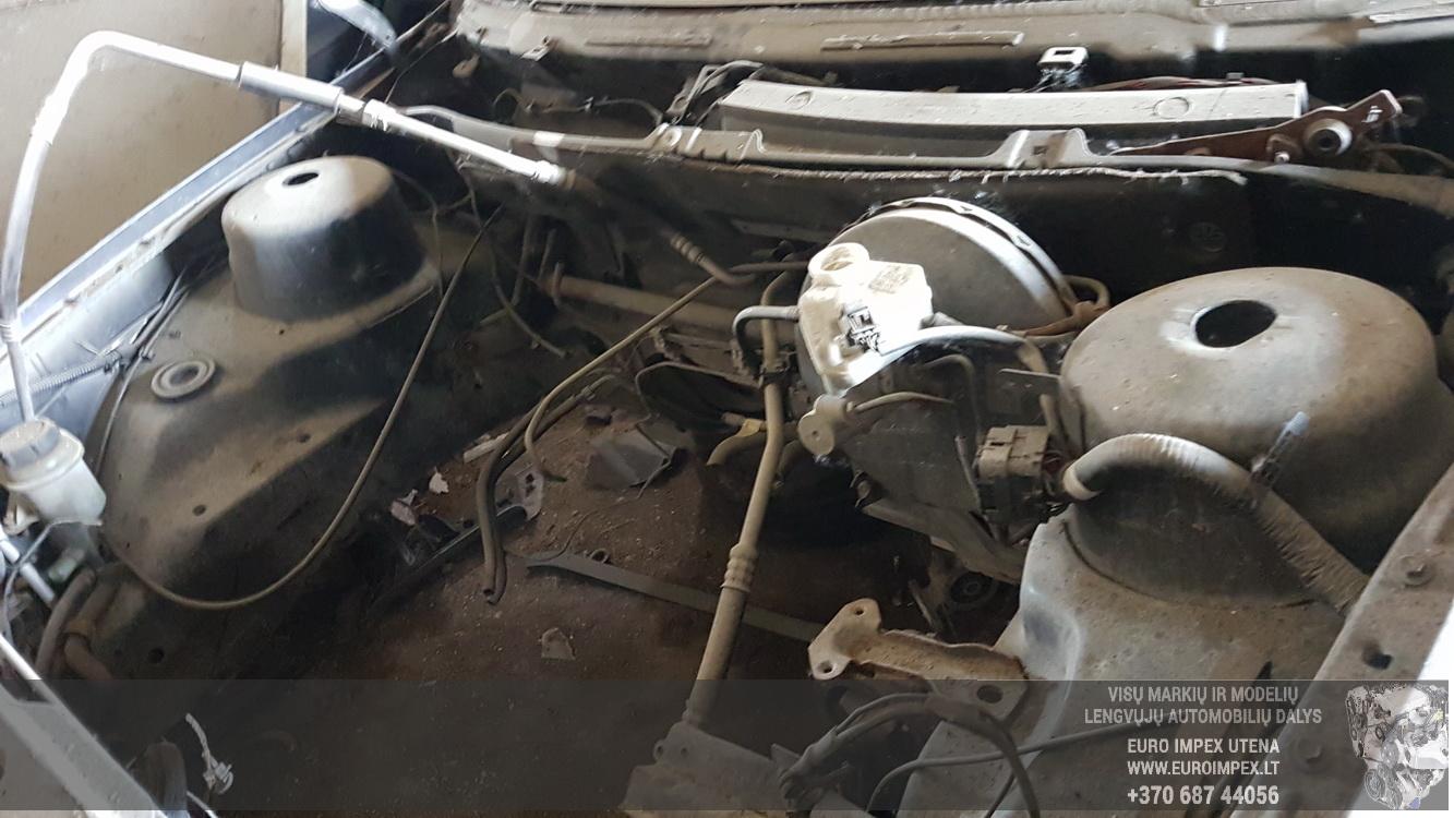 Naudotos automobiliu dallys Foto 6 Ford MONDEO 1997 2.0 Mechaninė Universalas 4/5 d. Melyna 2016-6-02 A2825
