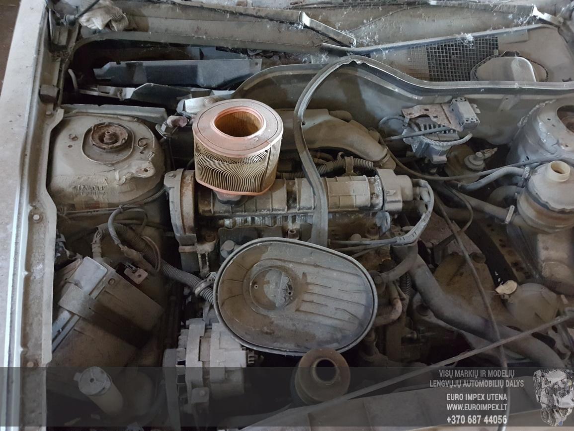 Naudotos automobilio dalys Renault 19 1992 1.8 Mechaninė Hečbekas 4/5 d. Pilka 2016-6-08