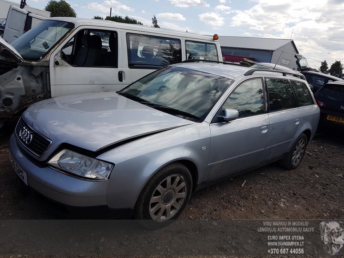 Audi A6 1998 2.4 Automatic