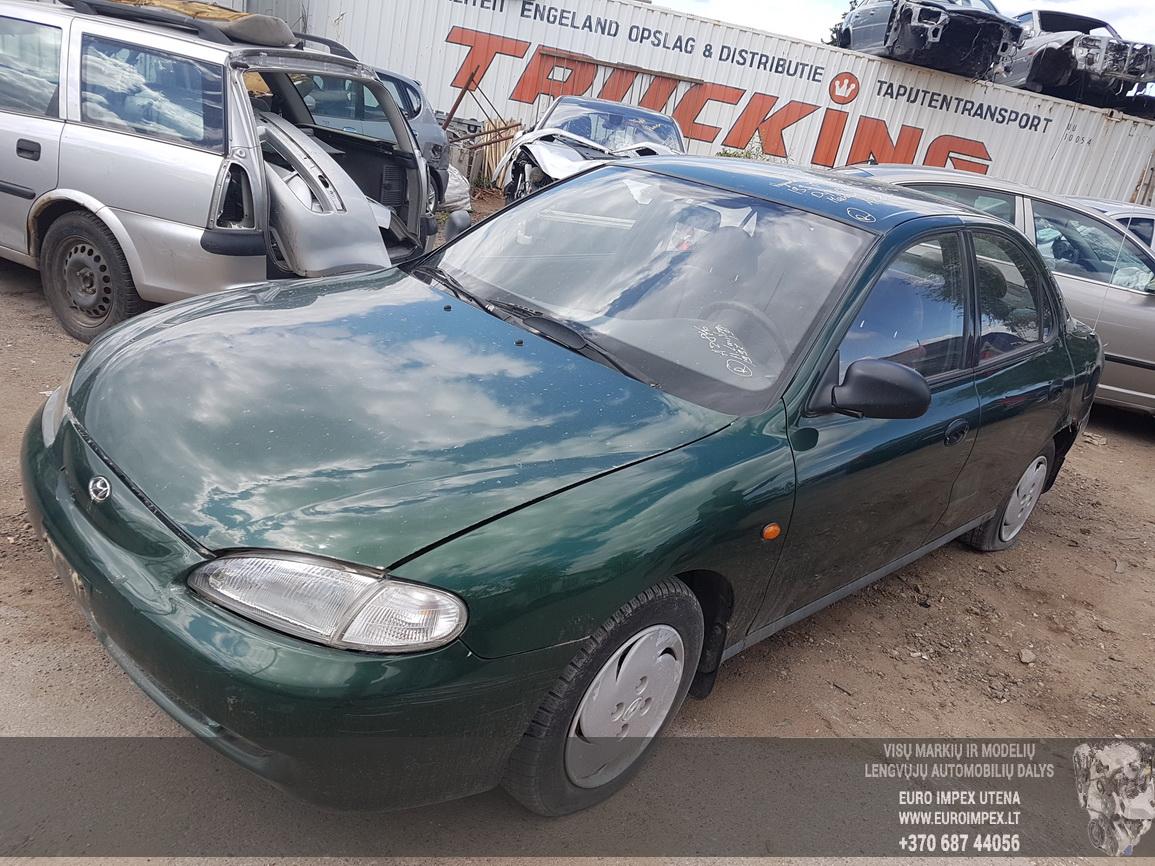 Hyundai LANTRA 1997 1.9 Mechaninė
