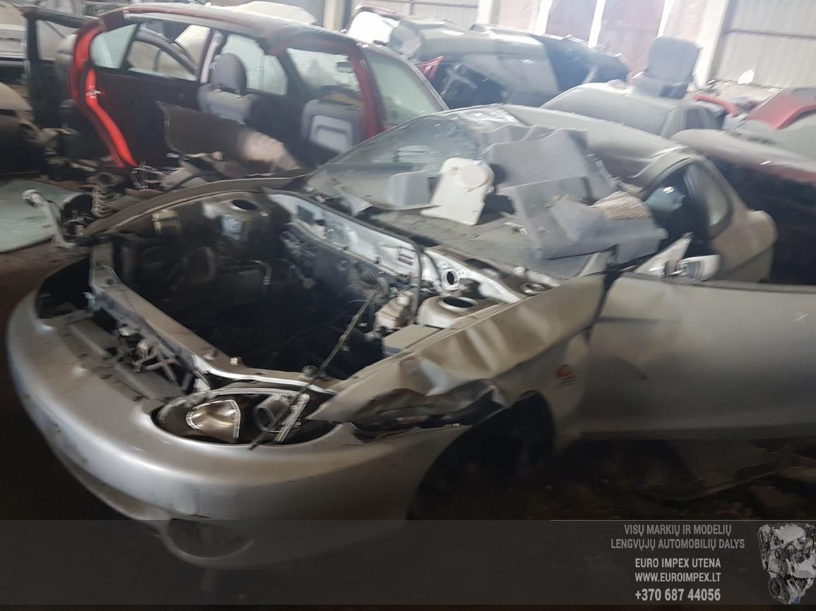 Naudotos automobilio dalys Hyundai COUPE 1999 2.0 Mechaninė Kupė 2/3 d. Pilka 2016-6-13