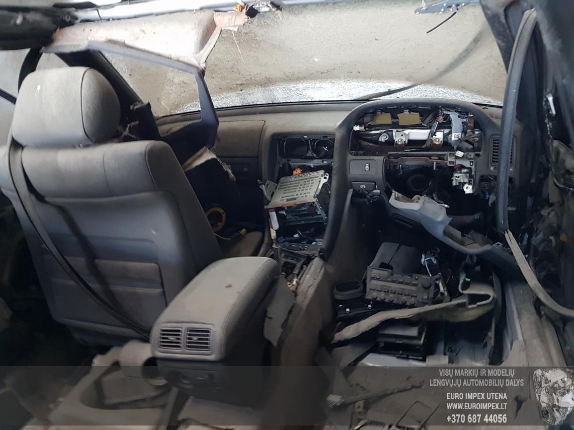 Naudotos automobiliu dallys Foto 2 Lexus LS - CLASS 1992 4.0 Automatinė Sedanas 4/5 d. Pilka 2016-6-13 A2853