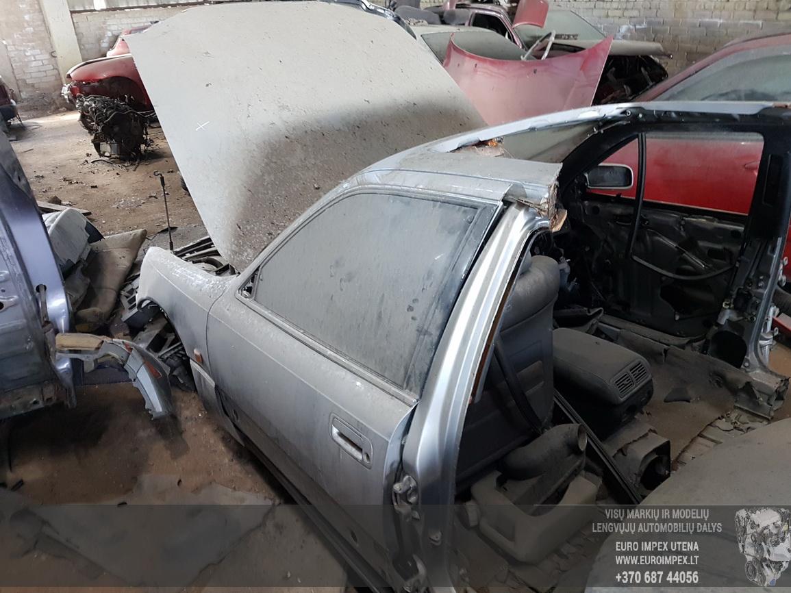 Naudotos automobiliu dallys Foto 3 Lexus LS - CLASS 1992 4.0 Automatinė Sedanas 4/5 d. Pilka 2016-6-13 A2853
