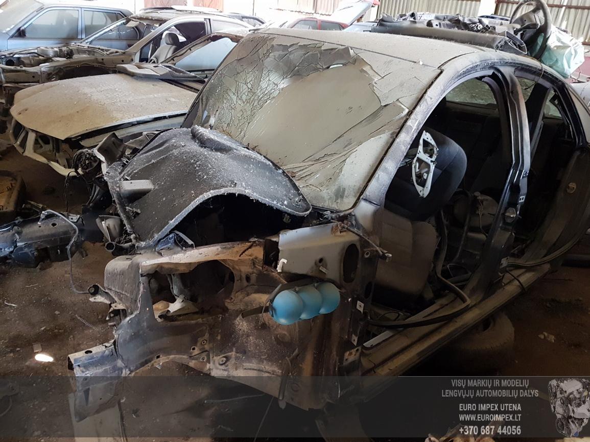 Naudotos automobiliu dallys Foto 1 Audi A6 2001 2.5 Mechaninė Sedanas 4/5 d. Melyna 2016-6-13 A2851