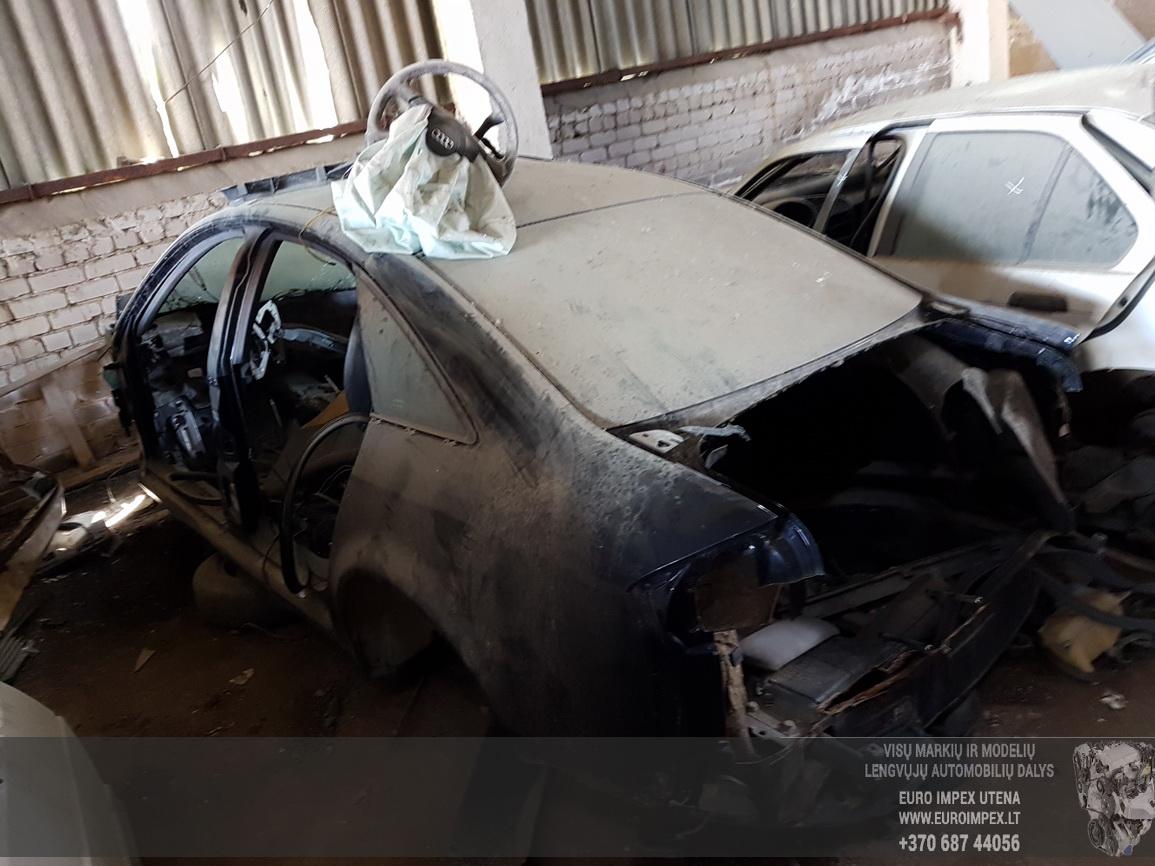 Naudotos automobiliu dallys Foto 4 Audi A6 2001 2.5 Mechaninė Sedanas 4/5 d. Melyna 2016-6-13 A2851