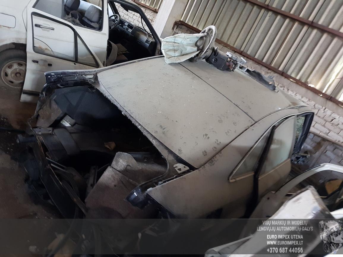 Naudotos automobiliu dallys Foto 5 Audi A6 2001 2.5 Mechaninė Sedanas 4/5 d. Melyna 2016-6-13 A2851