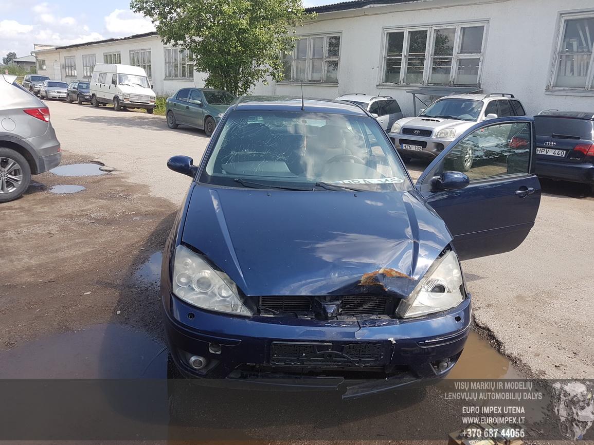Used Car Parts Foto 2 Ford FOCUS 2003 1.8 Mechanical Hatchback 2/3 d. Black 2016-6-16 A2857