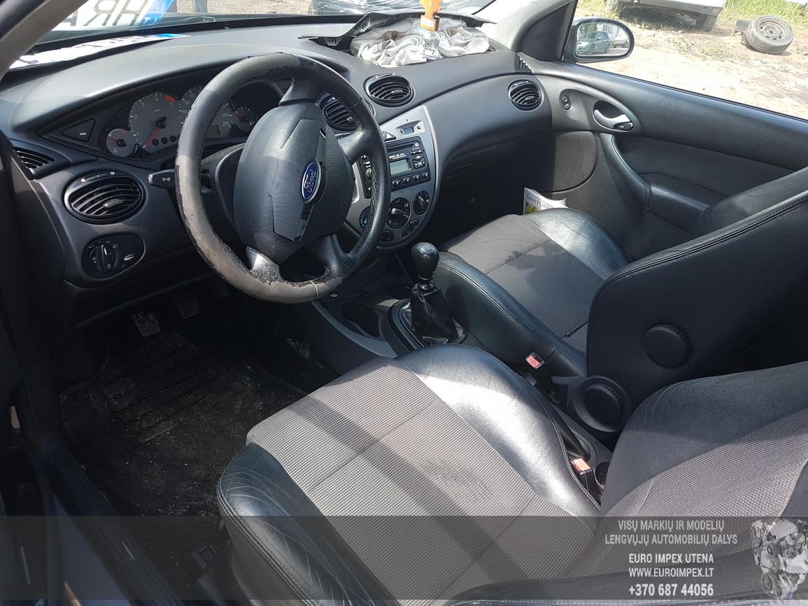 Used Car Parts Foto 5 Ford FOCUS 2003 1.8 Mechanical Hatchback 2/3 d. Black 2016-6-16 A2857