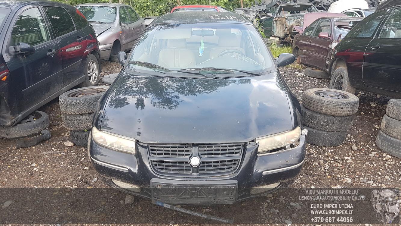 Chrysler STRATUS 1996 2.0 Mechaninė