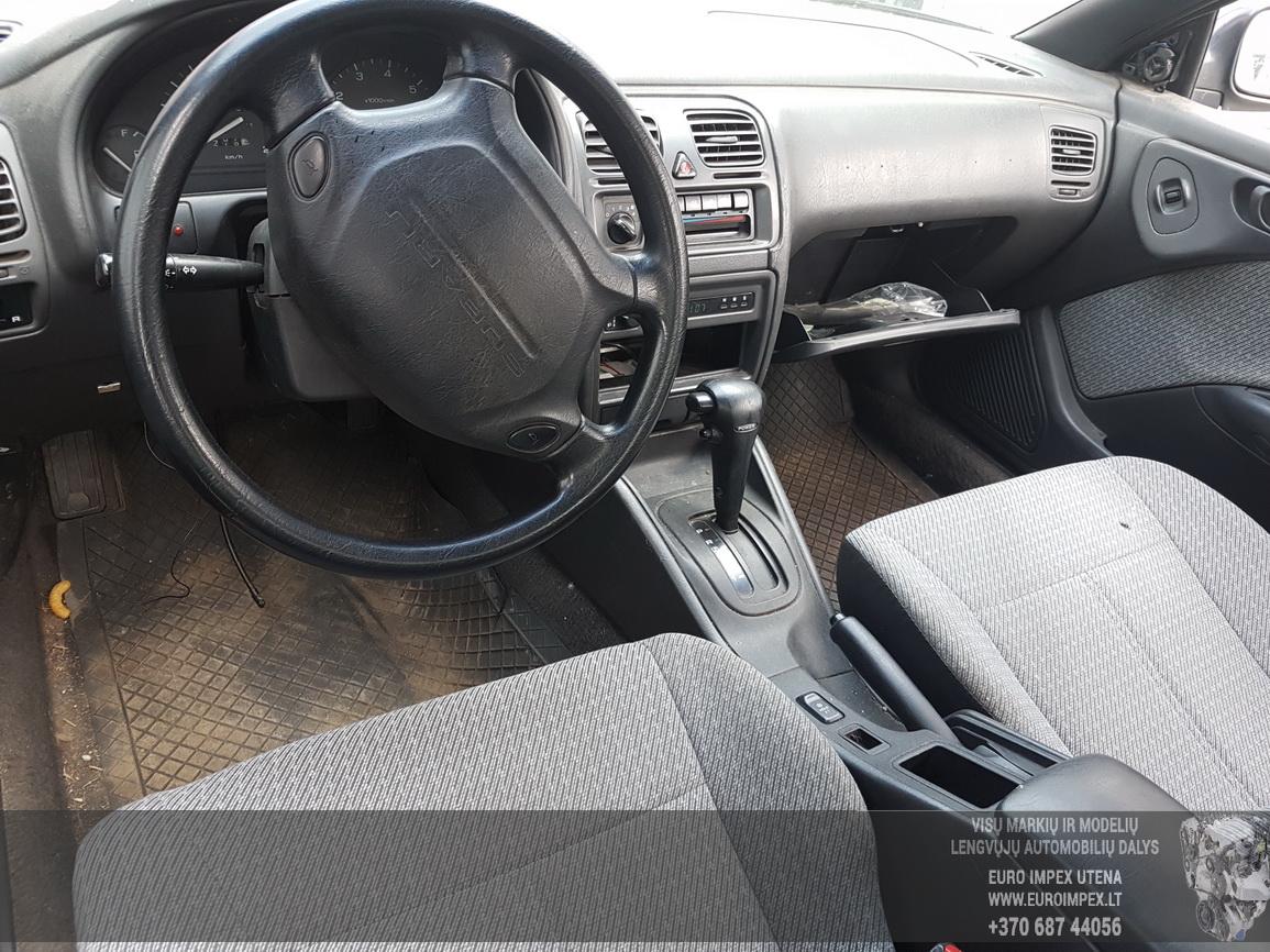 Naudotos automobiliu dallys Foto 5 Subaru LEGACY 1994 2.0 Automatinė Sedanas 4/5 d. Zalia 2016-6-27 A2879