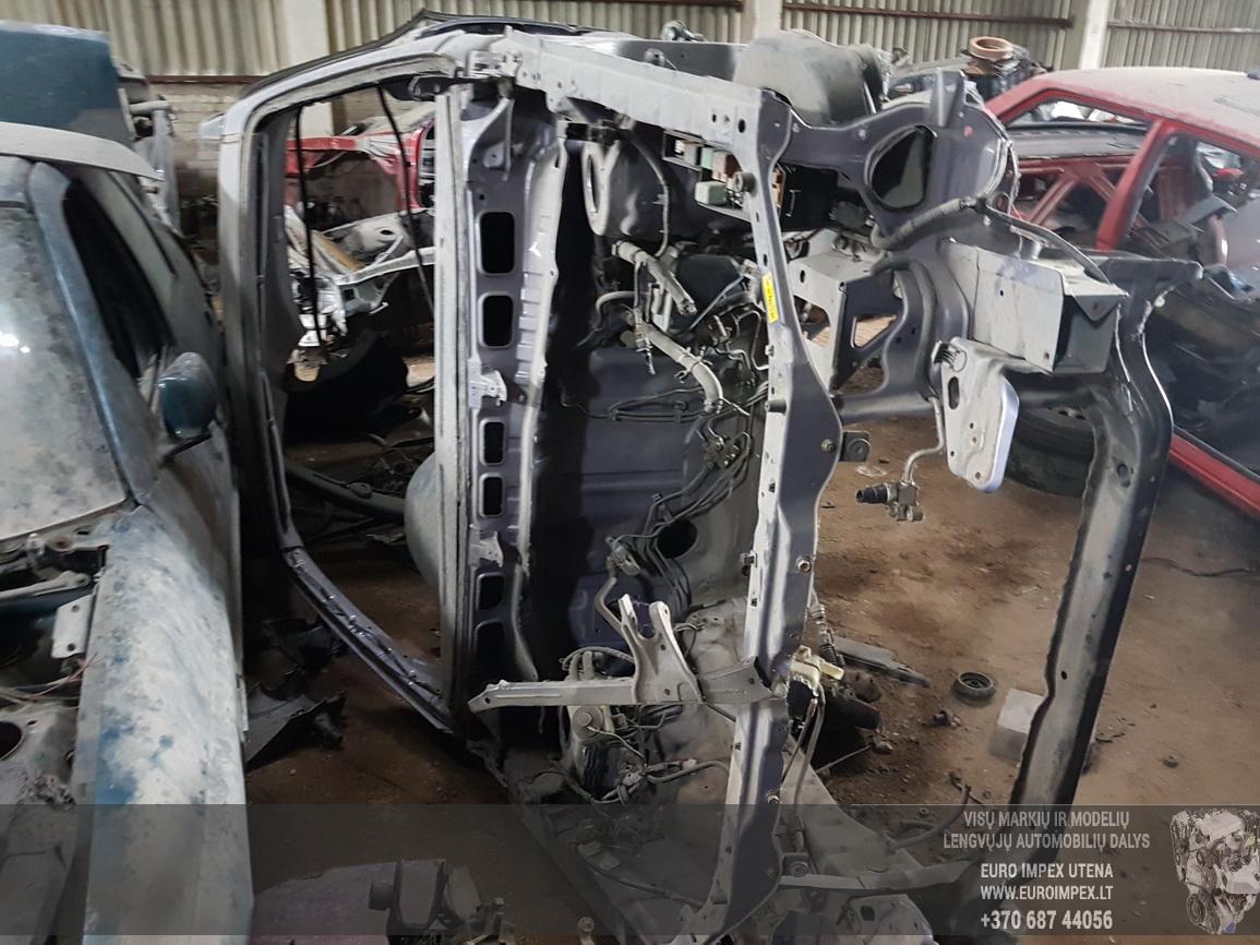 Naudotos automobilio dalys Toyota PICNIC 2001 2.0 Mechaninė Vienatūris 4/5 d. Pilka 2016-7-15