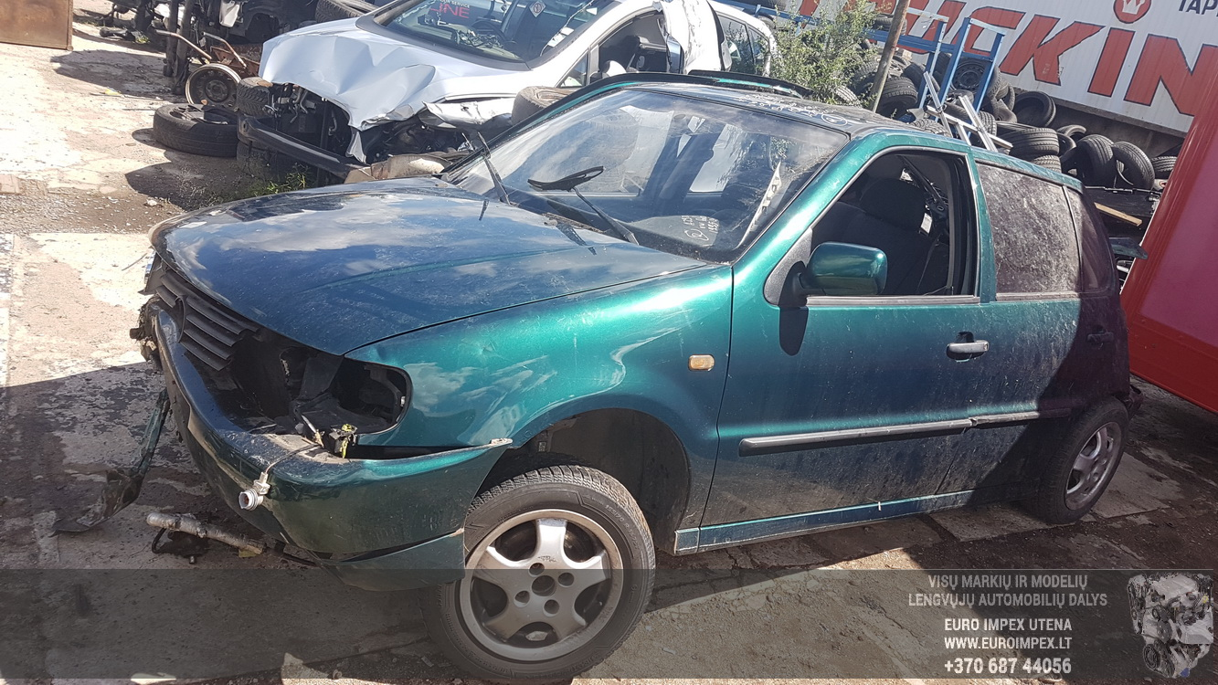 Volkswagen POLO 1995 1.4 Mechaninė