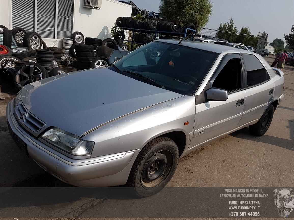 Naudotos automobilio dalys Citroen XANTIA 1997 1.9 Mechaninė Hečbekas 4/5 d. Pilka 2016-7-26