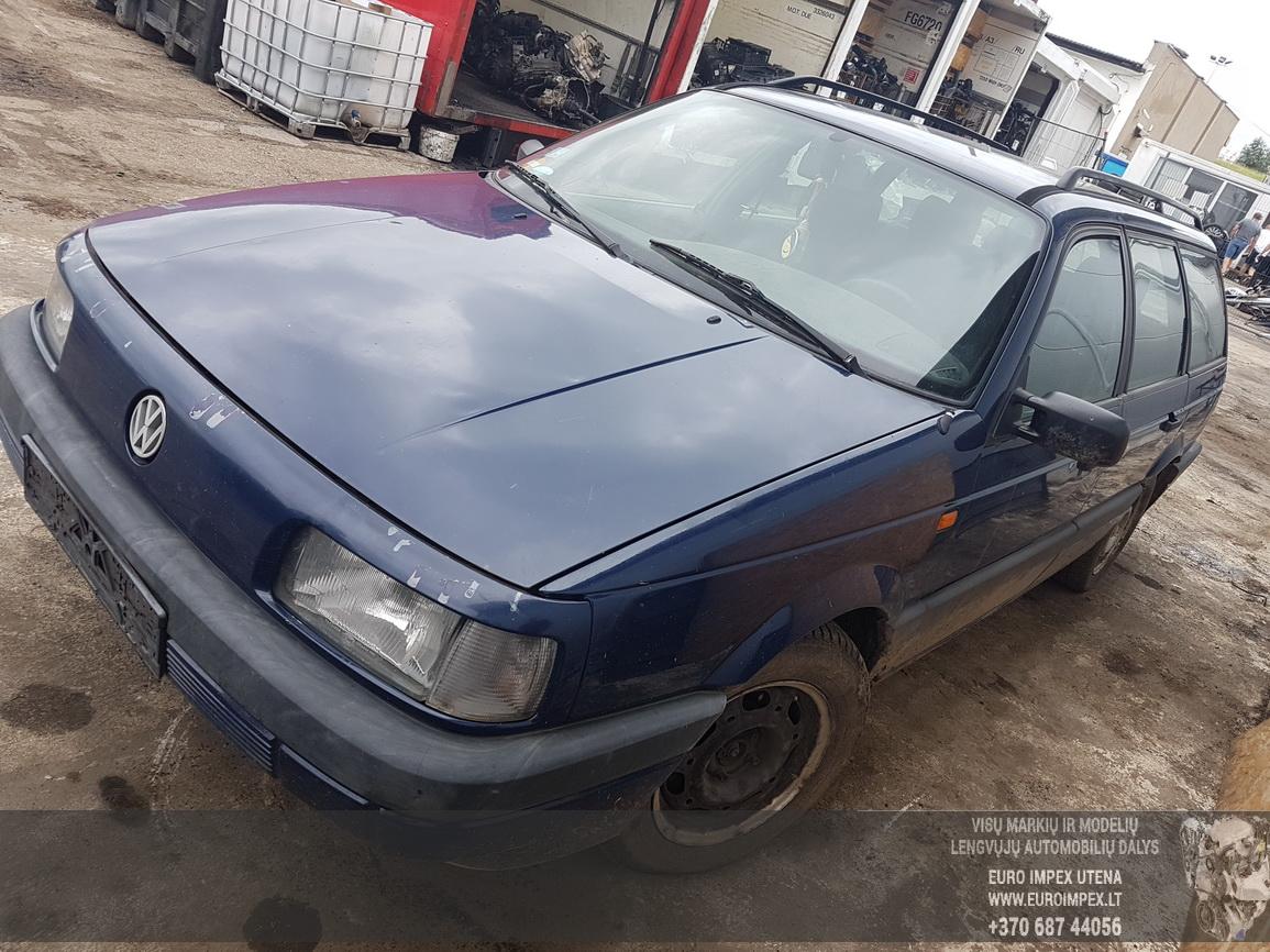 Volkswagen PASSAT 1993 1.9 Mechaninė