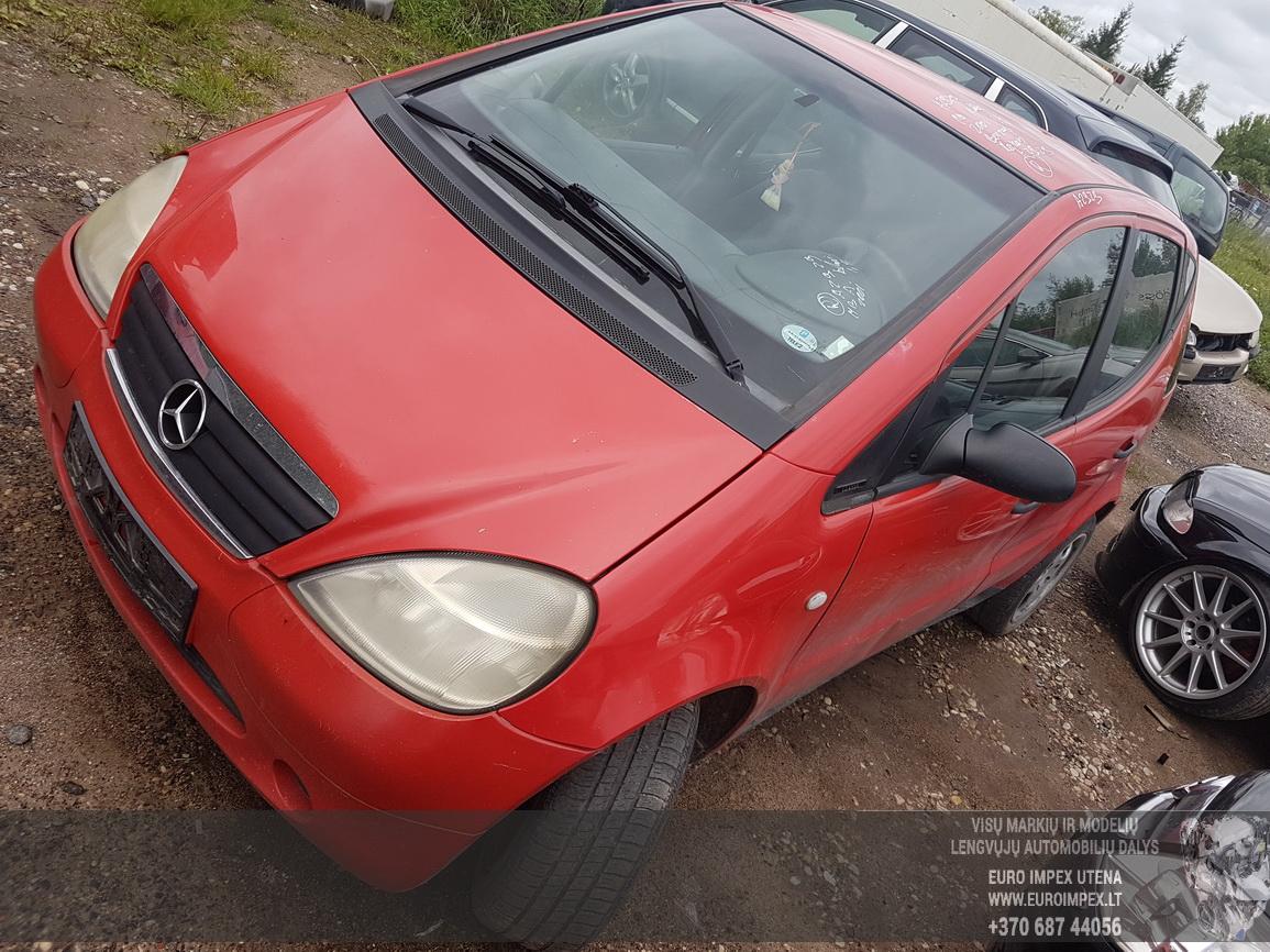 Mercedes-Benz A-CLASS 2001 1.4 Mechaninė
