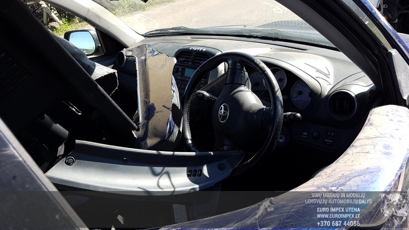 Naudotos automobiliu dallys Foto 5 Toyota RAV-4 2003 2.0 Mechaninė Visureigis 4/5 d. Melyna 2016-8-25 A2952