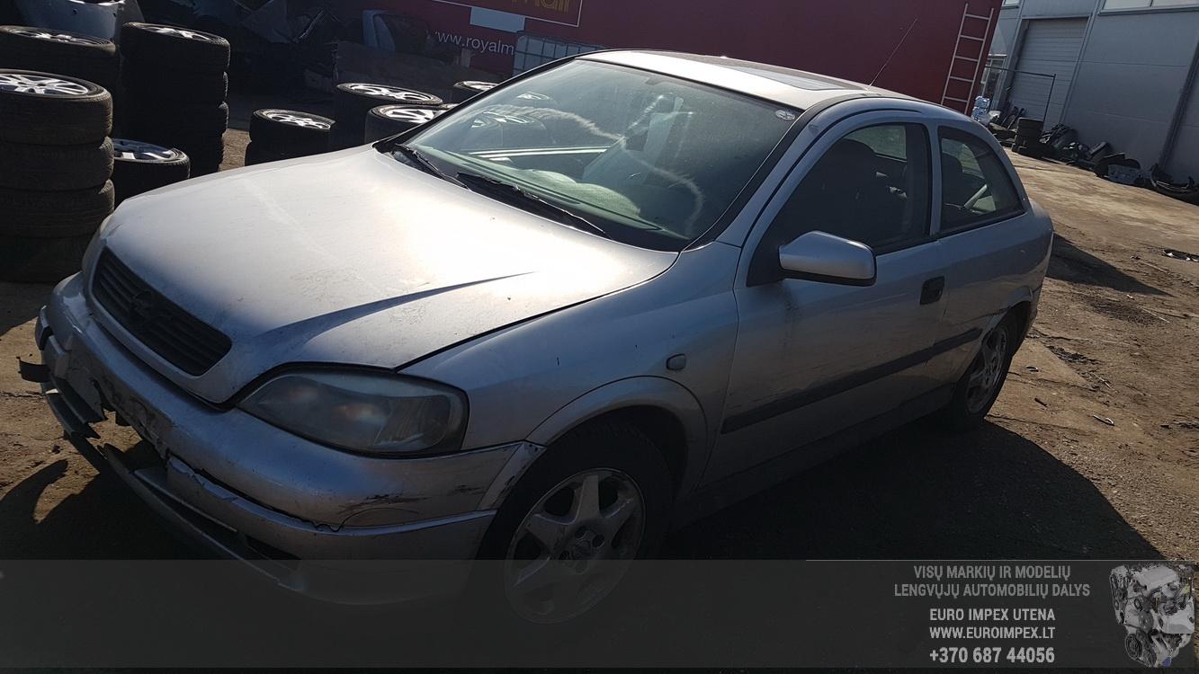 Opel ASTRA 1999 1.6 Mechaninė