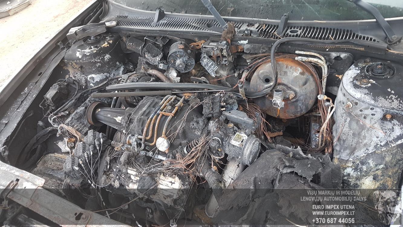 Naudotos automobilio dalys Buick PARK AVENUE 2005 3.8 Automatinė Sedanas 4/5 d. Juoda 2016-9-20