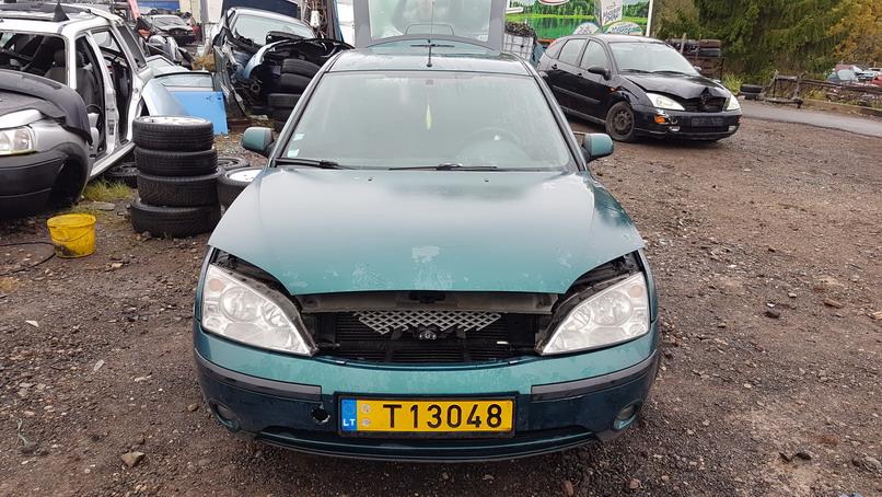 Ford MONDEO 2001 1.8 Mechaninė