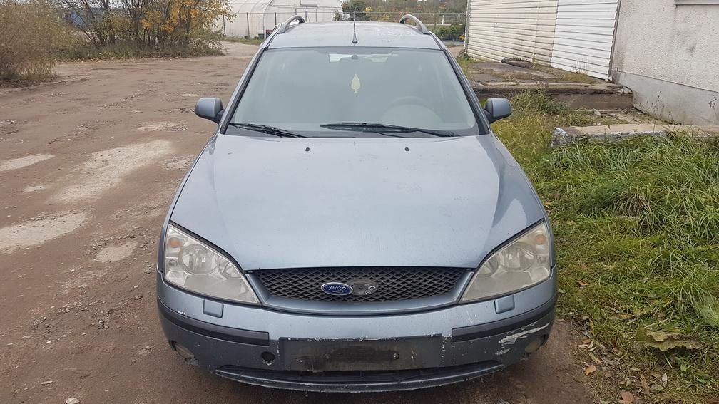Ford MONDEO 2001 2.0 Mechaninė