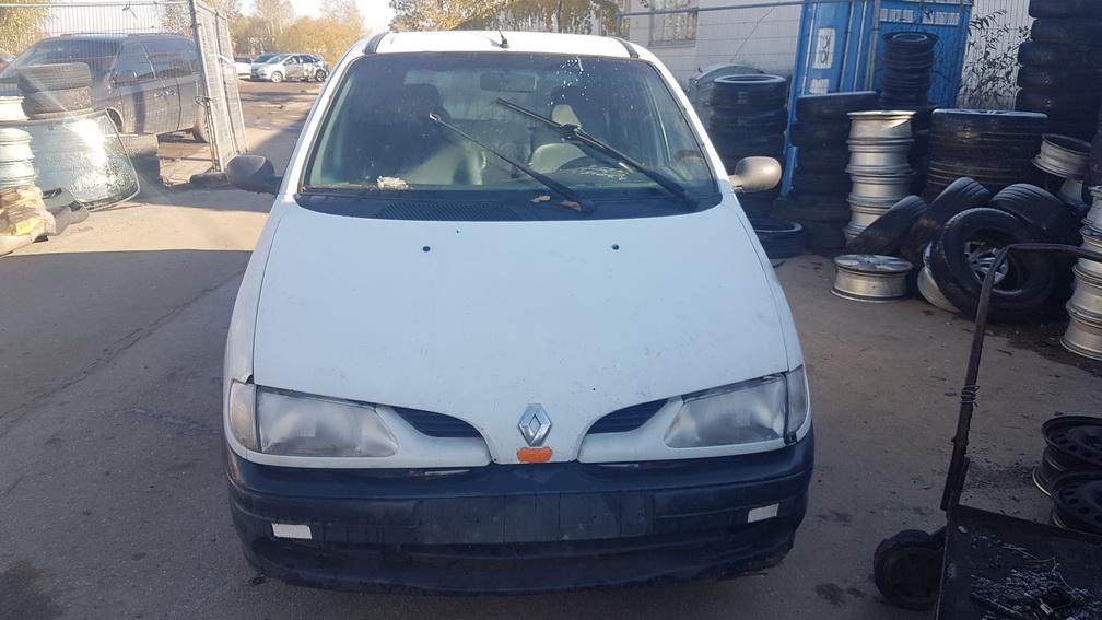 Renault SCENIC 1997 1.9 Mechaninė