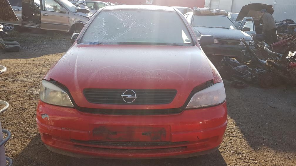 Opel ASTRA 1999 1.4 Mechaninė
