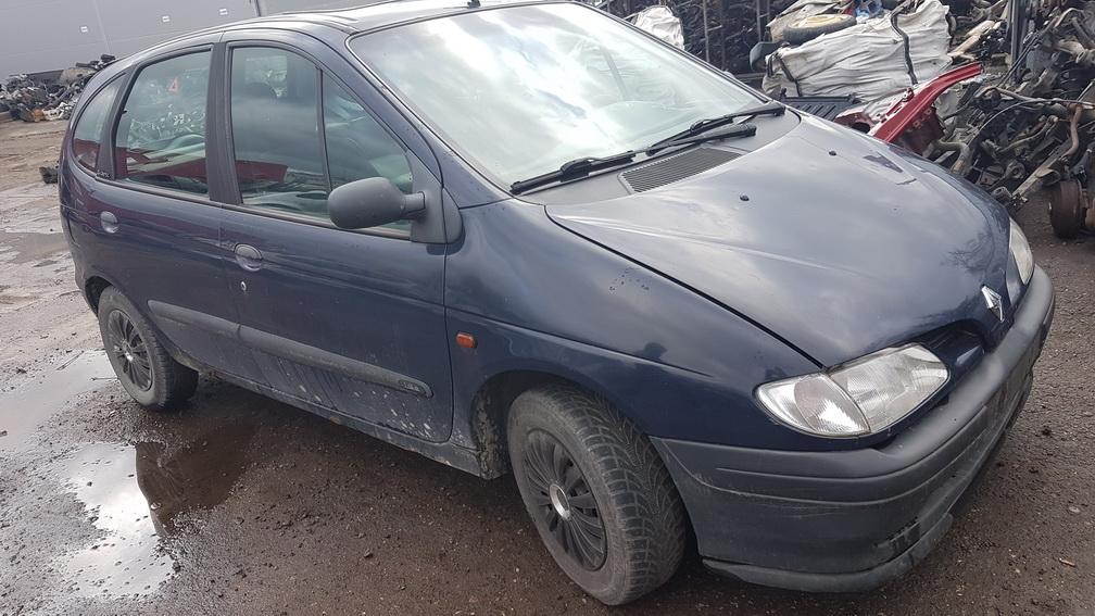 Renault SCENIC 1997 1.6 Mechaninė