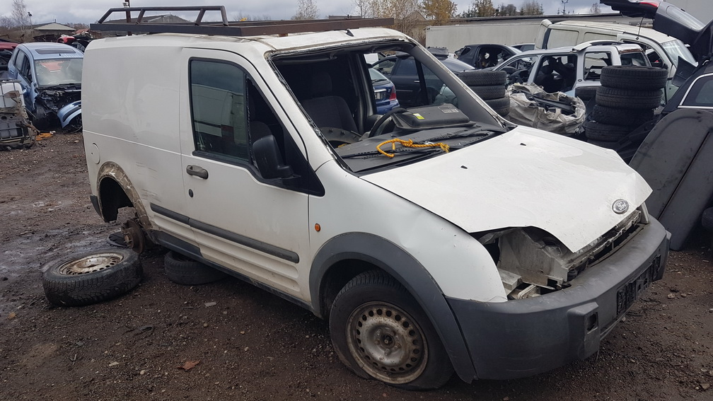 Ford TRANSIT CONNECT 2003 1.8 Mechaninė