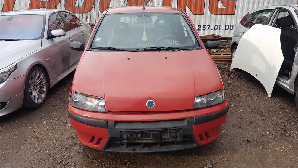 Fiat PUNTO 2002 1.2 Mechaninė