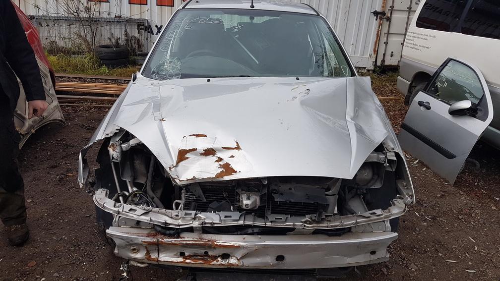 Naudotos automobilio dalys Ford FOCUS 2002 1.6 Mechaninė Hečbekas 4/5 d. Pilka 2016-10-26