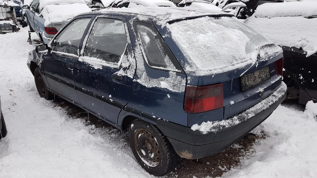 Naudotos automobilio dalys Citroen ZX 1995 1.9 Mechaninė Hečbekas 4/5 d. Melyna 2016-11-10