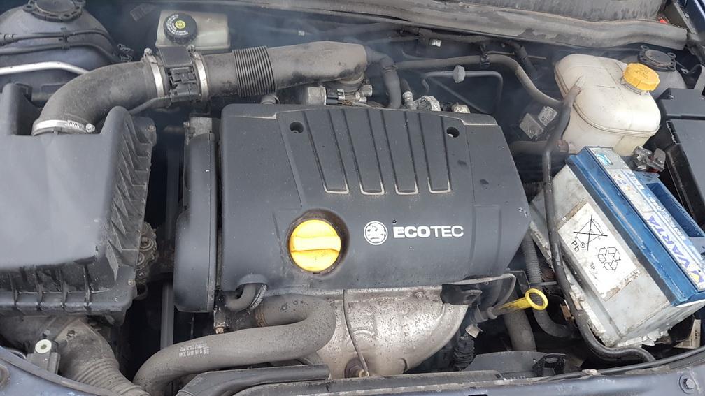 Naudotos automobiliu dallys Foto 8 Opel ASTRA 2005 1.8 Mechaninė Hečbekas 4/5 d. Melyna 2016-11-16 A3066